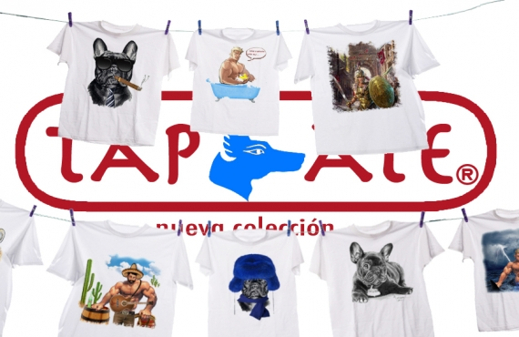 Discover the new collection of TAPATE